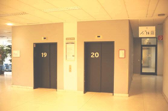 Fahrstuhl 19-20